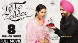 Nikka Zaildar (2017) Full Punjabi Movie